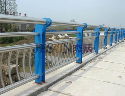 常规镀锌桥梁护栏 JH-Q17