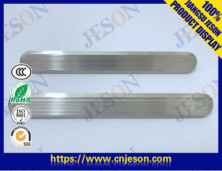 不锈钢盲道条(条纹) JM-T01