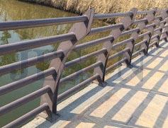 弯月公园桥梁护栏JH-Q04