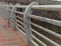空心穿管桥梁护栏 JH-Q08