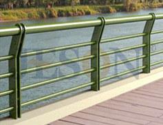 镀锌双片桥梁护栏 JH-Q09