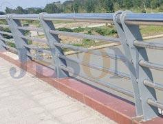 常规双片桥梁护栏 JH-Q13