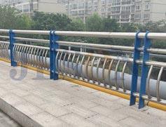 不锈钢复合管桥梁栏杆 JH-Q21