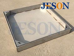 不锈钢方形隐形井盖 JG-Y01