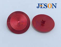 铝制盲道钉(圈纹) JM-D07