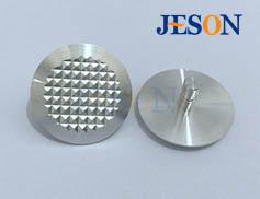 铝制盲道钉(菠萝纹) JM-D08