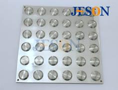不锈钢盲道板 JM-B01