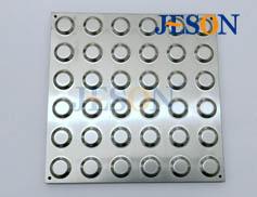 不锈钢盲道板 JM-B03