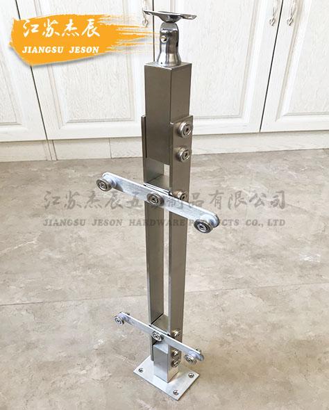 不锈钢立柱#JZ12