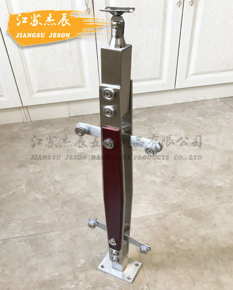 不锈钢立柱#JZ51