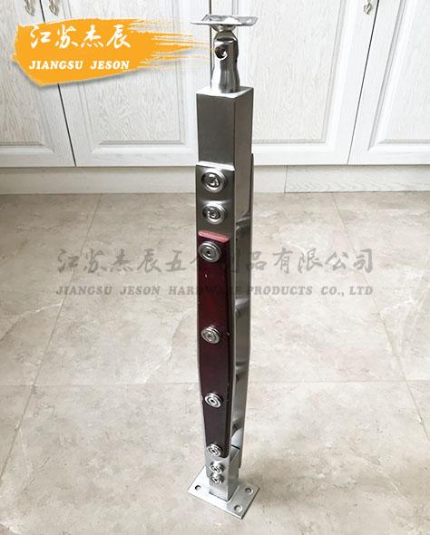 不锈钢立柱#JZ52