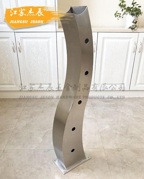 不锈钢立柱#JH-Q02