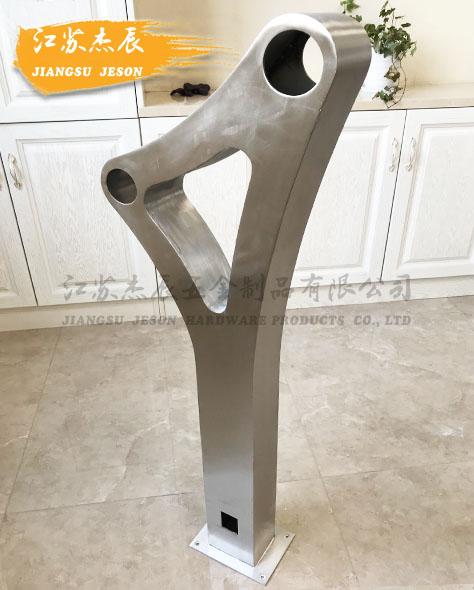 不锈钢立柱#JH-Q12
