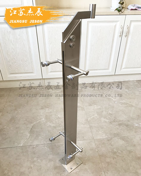 不锈钢立柱#JZ46